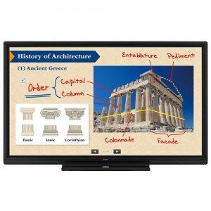 Sharp AQUOS BOARD Touchscreen LCD Monitor PNC805B PN-C805B