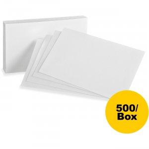 Oxford Plain Index Cards 50BX OXF50BX