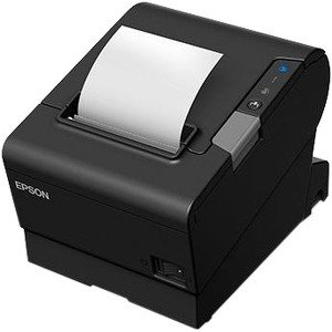 HP Epson Serial Ethernet USB Printer 2HV25AT TM88VI