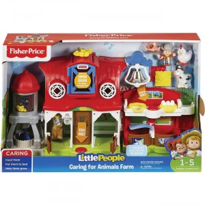 Little People Animals Farm Toy Set DWC31 FIPDWC31