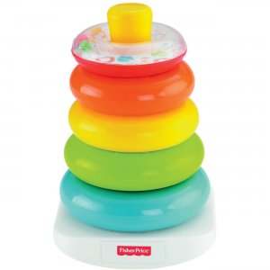Fisher-Price Rock-a-Stack Baby Toy FGW58 FIPFGW58