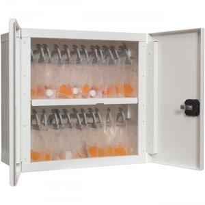 FireKing Electronic Lock Medical Storage Cabinet 24MSCELRWT FIR24MSCELRWT
