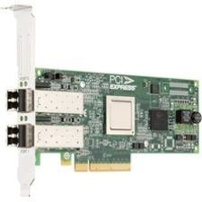 IMSOURCING Certified Pre-Owned LightPulse Fibre Channel Host Bus Adapter - Refurbished LPE12002-M8-RF LPe12002