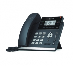 IMSOURCING Certified Pre-Owned Skype for Business SIP Telephone - Refurbished T42G-RF T42G
