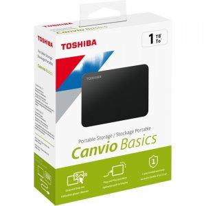 Toshiba Canvio Basics Hard Drive HDTB410XK3AA