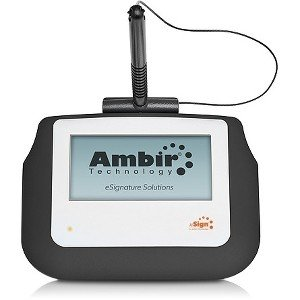 Ambir nSign for Compulink SP110-CRS SP110
