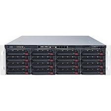 Supermicro SuperServer (Black) SSG-6038R-E1CR16L 6038R-E1CR16L