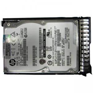 HPE Sourcing Hard Drive With SmartDrive Carrier 653955-001