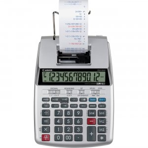Canon 12-digit Printing Calculator P23DHV3 CNMP23DHV3 P23-DHV-3