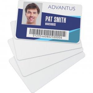 Advantus Blank PVC ID Cards 97034 AVT97034