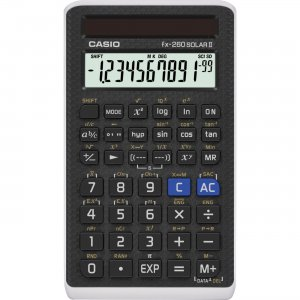 Casio FX 260 SOLAR II Scientific Calculator FX260SOLARII CSOFX260SOLARII