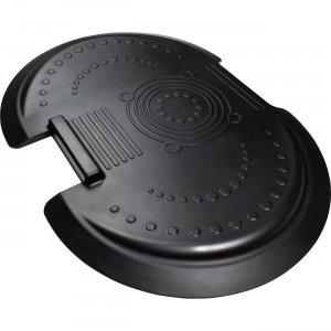 Floortex Anti-fatigue Gripper Back Carpet Chairmat FCA11S FLRFCA11S