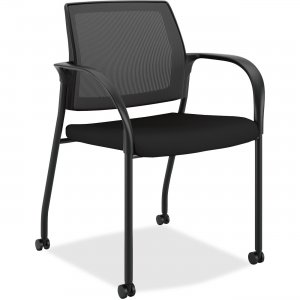 HON Ignition Mesh Back Mobile Stacking Chair IS107IMCU10 HONIS107IMCU10