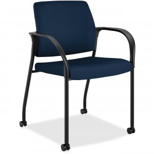 HON Ignition Fabric Back Mobile Stacking Chair IS109CU98 HONIS109CU98