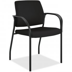 HON Ignition Fabric Back Multipurpose Stacking Chair IS110CU10 HONIS110CU10