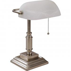 "Lorell 15"" Classic Banker's Lamp 99955 LLR99955"