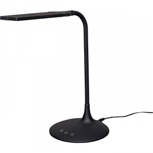 Lorell 2-in-1 LED Desktop Lamp 99974 LLR99974