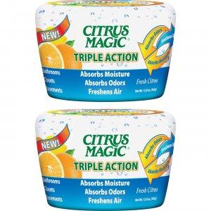 Citrus Magic Triple Action Air Freshener 618372831 BMT618372831