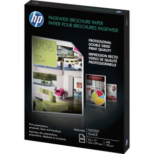 HP PageWide Glossy Brochure Paper Z7S64A HEWZ7S64A