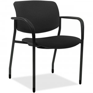 Lorell Contemporary Stacking Chair 83114 LLR83114