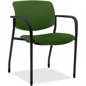 Lorell Contemporary Stacking Chair 83114A201 LLR83114A201