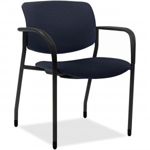 Lorell Contemporary Stacking Chair 83114A204 LLR83114A204