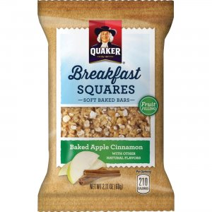 Quaker Oats Foods Breakfast Squares Soft Baked Bars 56257 QKR56257