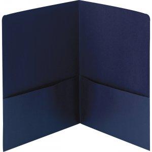 Smead Linen Two-Pocket Folders 87946 SMD87946