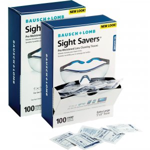 Bausch & Lomb Sight Savers Lens Cleaning Tissues 8574GMBD BAL8574GMBD