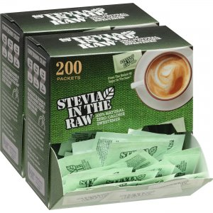 Folgers Stevia In The Raw Zero-calorie Sweetener 76014CT FOL76014CT
