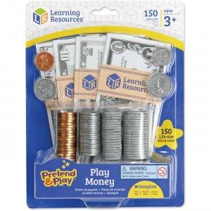 Pretend & Play Play Money LER2725 LRNLER2725