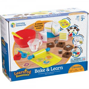 Learning Resources Bake and Learn LER9087 LRNLER9087