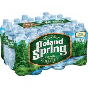 Poland Spring Bottled Spring Water 075720004096 NLE075720004096