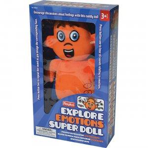 Roylco Explore Emotions Super Doll R49591 RYLR49591