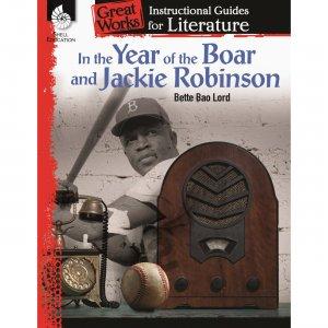 Shell Year of Boar & Jackie Robinson Guide 51719 SHL51719