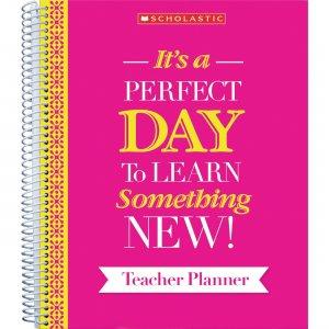 Scholastic Inspirational Teacher Planner 810488 SHS810488