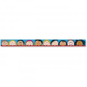 Creative Teaching Press Smiling Stick Kids Border 18161 CTC18161
