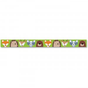 Creative Teaching Press Woodland Friends Border 83841 CTC83841