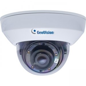 GeoVision 4MP H.265 Super Low Lux WDR Pro IR Mini Fixed Dome GV-MFD4700-0F