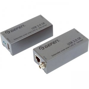 Gefen USB 2.0 SR Extender Over One CAT-5 Cable EXT-USB2.0-SR