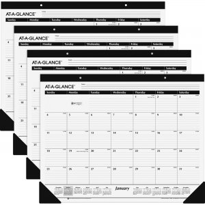At-A-Glance Classic Monthly Desk Pad SK3000BD AAGSK3000BD