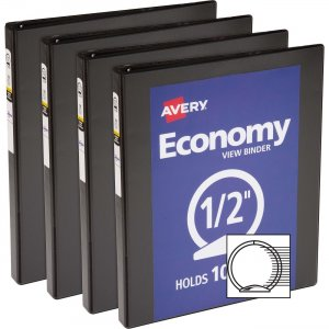 Avery Economy View Binder 05705BD AVE05705BD