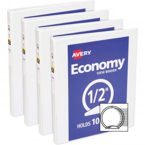Avery Economy View Binder 05706BD AVE05706BD