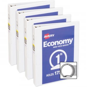 Avery Economy View Binder 05806BD AVE05806BD