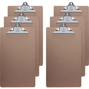 Business Source Hardboard Clipboard 28554BD BSN28554BD