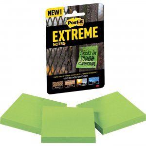 Post-it Extreme Notes XTRM333TRYGN MMMXTRM333TRYGN
