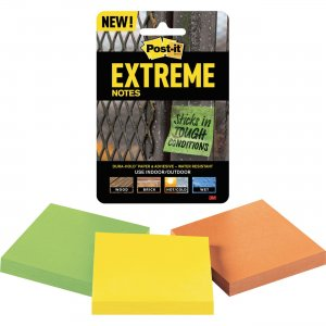 Post-it Extreme Notes XTRM333TRYMX MMMXTRM333TRYMX