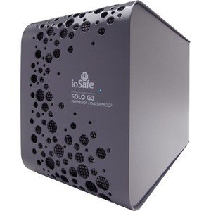 ioSafe Solo G3 USB External Hard Drive SK6TB