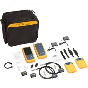 Fluke Networks Cable Analyzer DSX2-8000/GLD