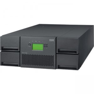 IBM - Certified Pre-Owned TS3200 LTO Ultrium 4 Tape Library - Refurbished 35734UL-RF